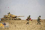 ورود ارتش متجاوز ترکیه به عمق ۱۰ کیلومتری خاک اقلیم کوردستان