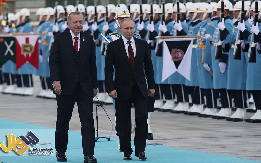 منافع روسیه در ترغیب ترکیه برای پیشروی به سمت منبج