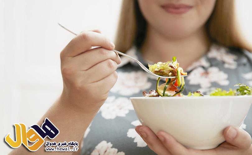 مقابله با چاقی با پیشگیری از گرسنگی