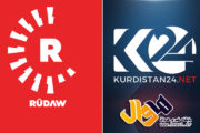 عزم جدی بغداد برای توقف دو شبکه  کوردی «روداو» و «کردستان ۲۴»