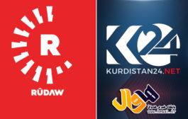 بیانیه فرماندهی نیروهای مسلح عراق علیه دو شبکه خبری Rudaw و Kurdistan24