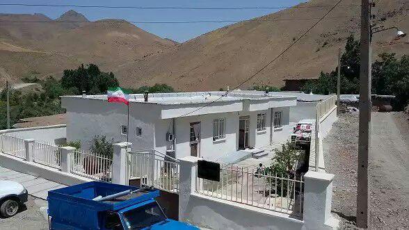استاندارد سازی ۴ باب خانه بهداشت در شهرستان مهاباد
