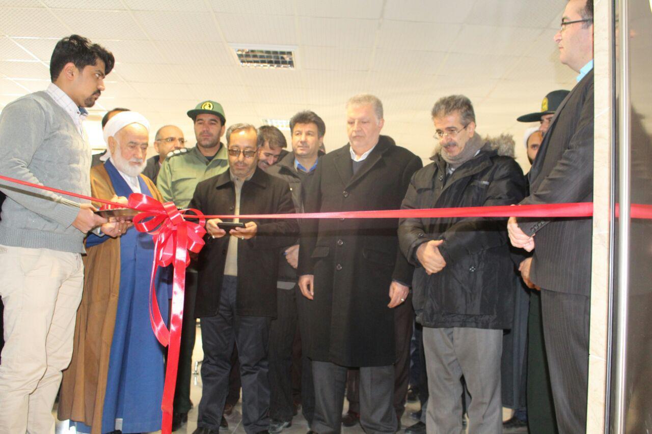 افتتاح مرکز پیشرفته MRI بیمارستان امام خمینی (ره) شهرستان مهاباد + تصاویر اختصاصی