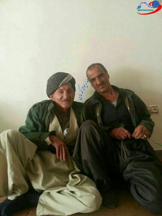 به هم رسیدن دو برادر مریوانی بعد از ۶۵ سال