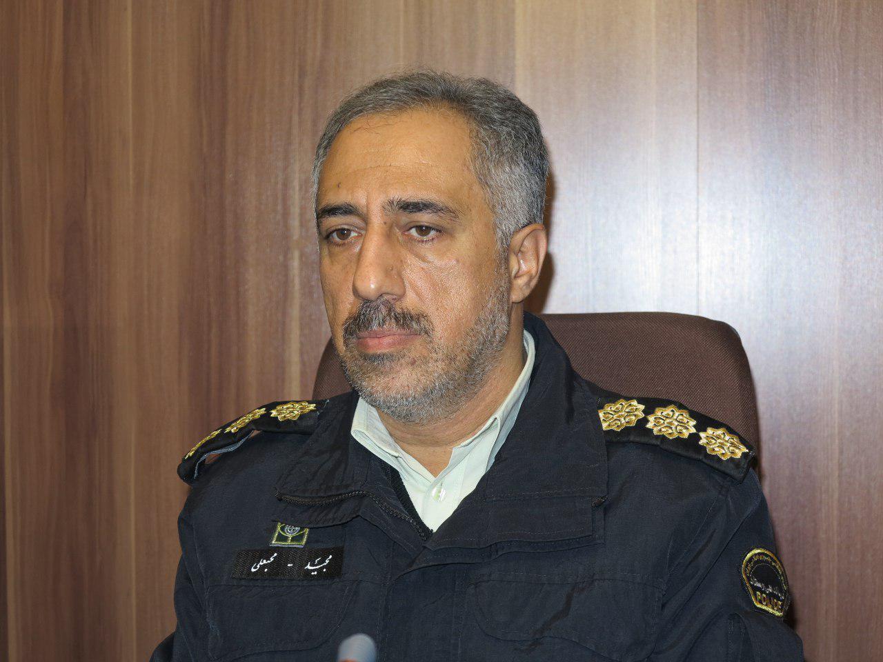 جزئیات مهم نزاع و درگیری شب گذشته در بوکان از زبان فرمانده انتظامی این شهر