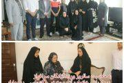 به مناسبت سالروز ورود آزادگان سرافراز دیدار با دو خانواده آزاده ، عزیزی و گشتاسبی در مهاباد + تصاویر