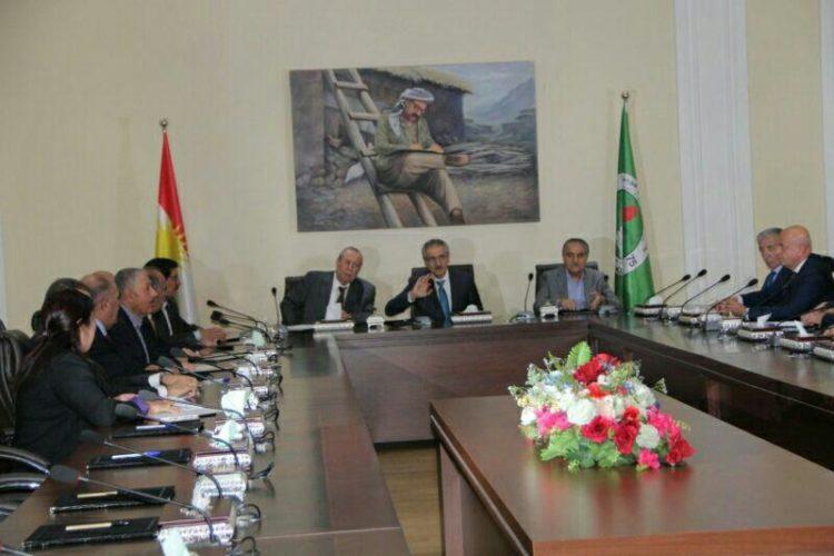 اعلام موضع جنبش تغییر (بزووتنەوەی گۆران) در مورد رفراندوم جدایی کردستان از عراق