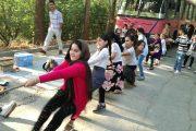 اردوی تفریحی-آموزشی کانون های مساجد شهرستان مهاباد  به مناسبت پایان اوقات فراغت