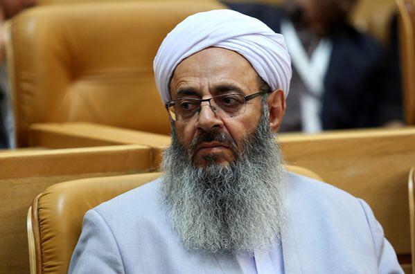 بیانیه مولانا عبدالحمید امام جمعه اهل تسنن زاهدان در خصوص رفراندوم کوردستان