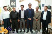 پیام تبریک شورای بخش مرکزی مهاباد به مناسبت هفته نیروی انتظامی