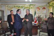 شهردار جدید مهاباد آغاز به کار کرد + تصاویر