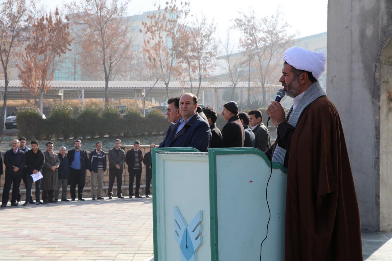 دانشگاه مهاباد دانشگاهی انقلابی، دانشگاهی بسیجی و پایگاه علم و فرهنگ