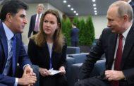 اظهارات ولادیمیر پوتین درباره رفراندوم و کردها