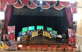 اولین دوره مسابقات بازی های رایانه ای شهرستان مهاباد در سالن اداره ارشاد برگزار گردید