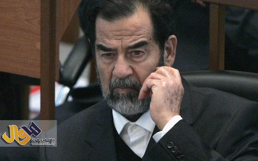 افشای مهمترین راز صدام پیش از اعدام