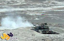 یک سرباز آذربایجان توسط نیروهای ارمنستان به قتل رسید