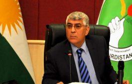 دبیر شورای مرکزی اتحادیه میهنی کردستان: نگران تبدیل اقلیم کردستان به قبرسی دیگر و افتادن در دام ترکیه هستیم